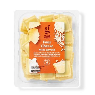 Four Cheese Mini Ravioli - 9oz - Good & Gather™