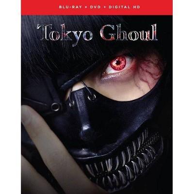Tokyo Ghoul: The Movie (Blu-ray + DVD + Digital)(2018)