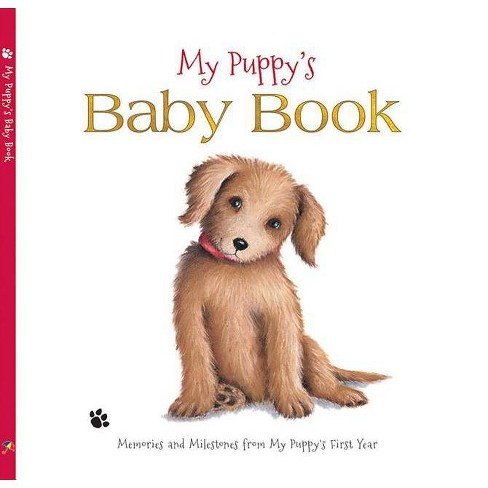 Onwijs My Puppy's Baby Book - By Wendy Straw (Hardcover) : Target BY-77