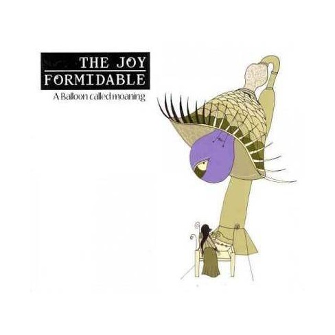 The Joy Formidable - Balloon Called Moanin EP (CD) - image 1 of 1