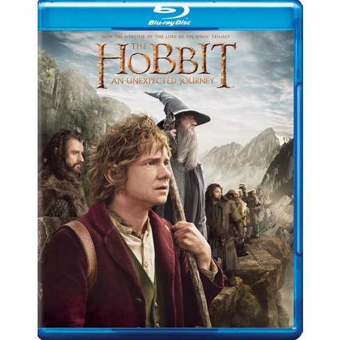 The Hobbit: An Unexpected Journey (Blu-ray) - image 1 of 1