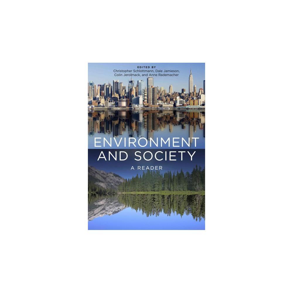 Environment and Society : A Reader (Paperback)