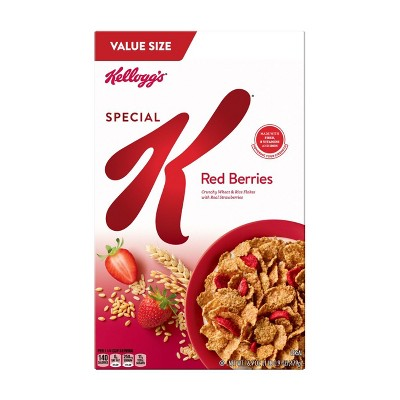 Special K Red Berries Breakfast Cereal - 16.9oz - Kellogg's