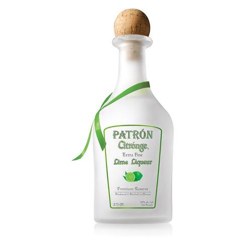 Patrn Citronage Lime Tequila Liqueur - 375ml Bottle - image 1 of 1