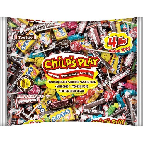 Tootsie Roll Child's Play Variety Pack - 4lb - image 1 of 3