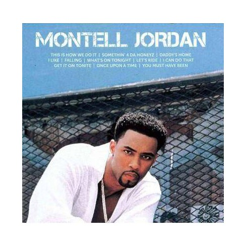 Montell Jordan - ICON: Montell Jordan (CD) - image 1 of 1