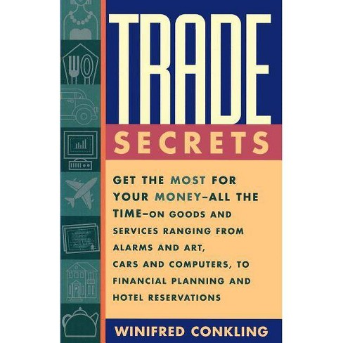 Trade Secrets - by  Winifred Conkling (Paperback) - image 1 of 1