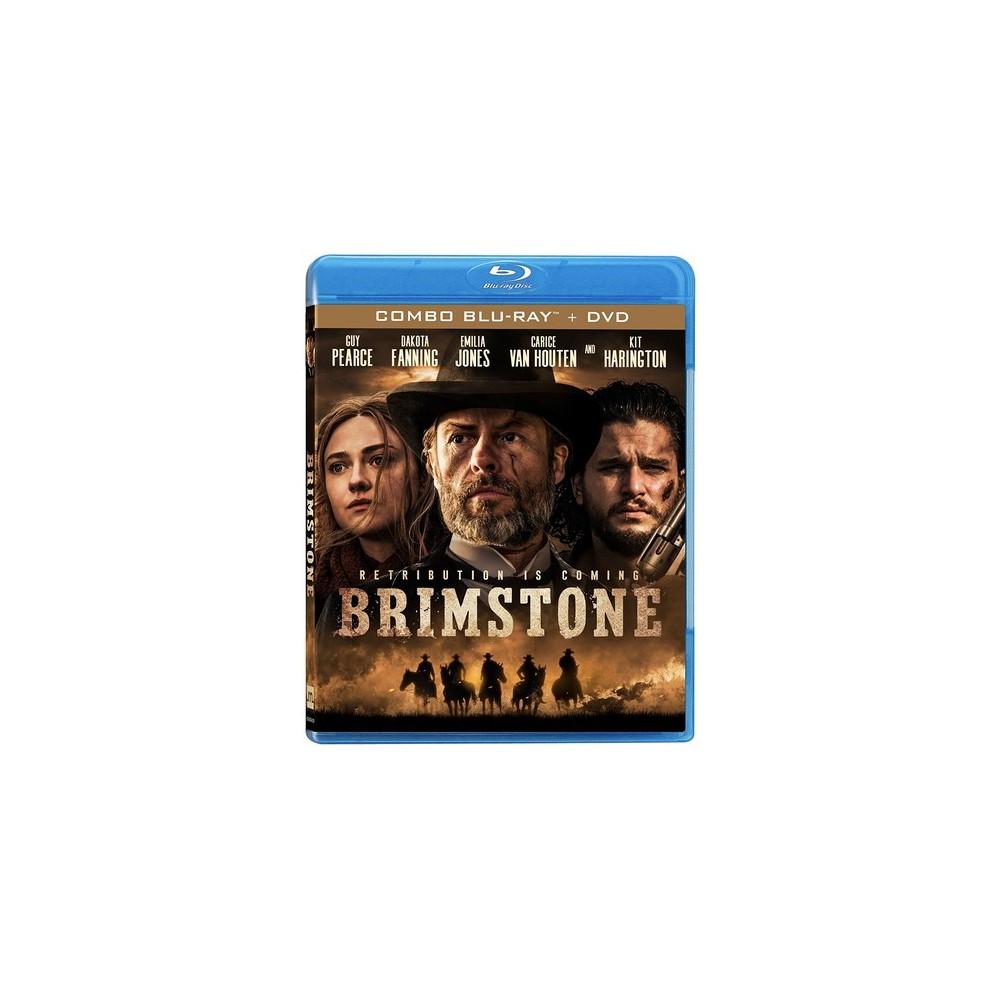 Brimstone (Blu-ray), Movies