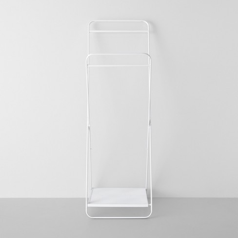 Laundry Drying Rack White - Made By Design™ - image 1 of 5