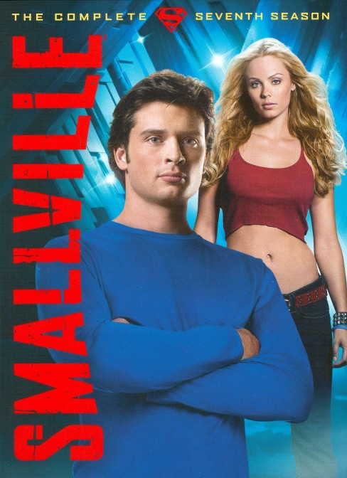 Smallville: The Complete Seventh Season [6 Discs] - image 1 of 1