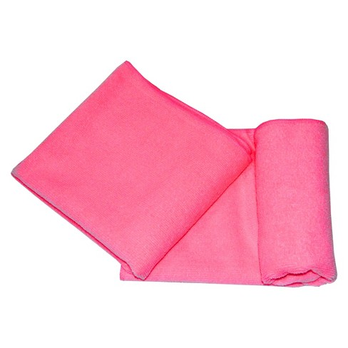 Khataland Equanimity Hand Towel 2pk - Pink - image 1 of 1