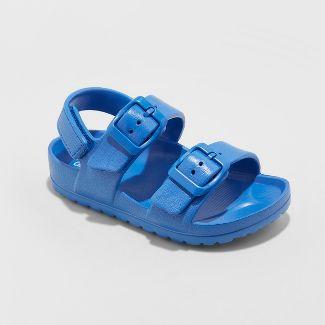 Toddler Boys' Beau Sandals - Cat & Jack™ Blue 9