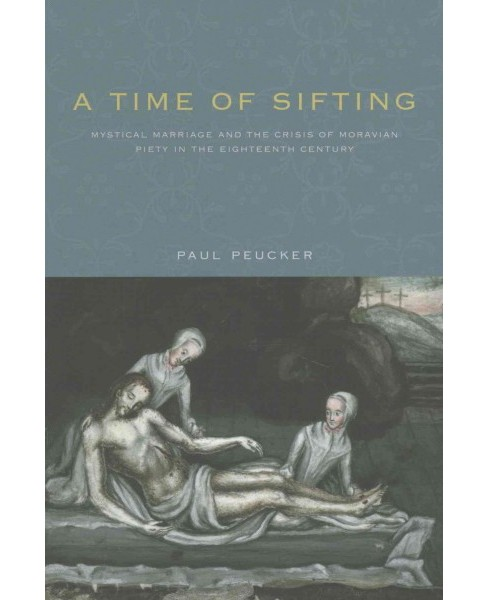 Time of Sifting : Mystical Marriage and the Crisis of Moravian Piety in the Eighteenth Century - image 1 of 1