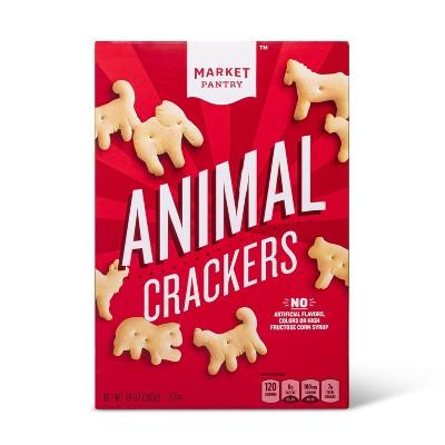 Animal Crackers - 10oz - Market Pantry™