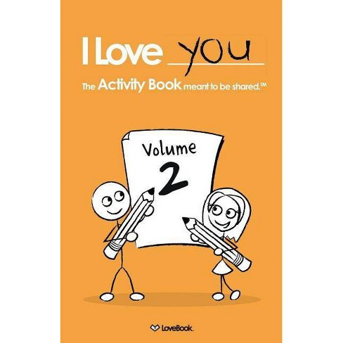 I Love You - (Paperback) - image 1 of 1