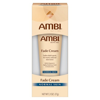 Facial Moisturizer: Ambi Fade Cream