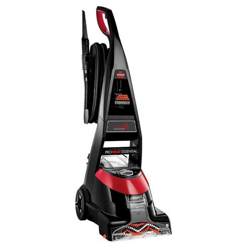 Bissell Proheat Essential Complete Upright Carpet Cleaner Black