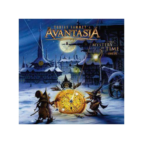 Avantasia - Mystery of Time (Vinyl) - image 1 of 1