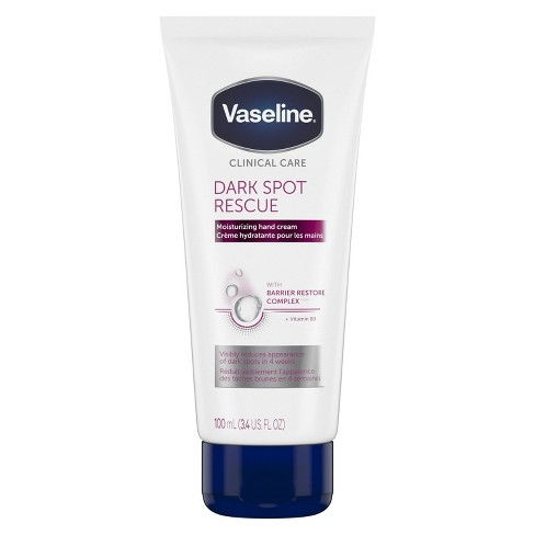 Vaseline Clinical Care Aging Skin Dark Spot Rescue Hand And Body Lotion - 3.4oz - image 1 of 3
