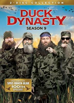 Duck Dynasty: Season 9 (DVD)(2016)