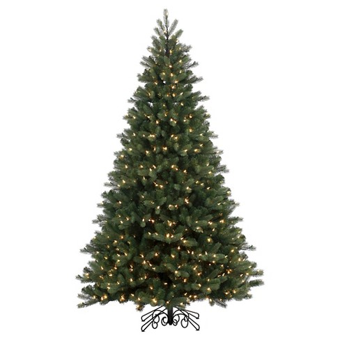 About this item - 9ft Pre-Lit LED Artificial Christmas Tree Full Nobl : Target