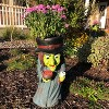 """28"""" Witch Statue with Built-In Candy  Dish - Sunnydaze Decor - image 3 of 4"""