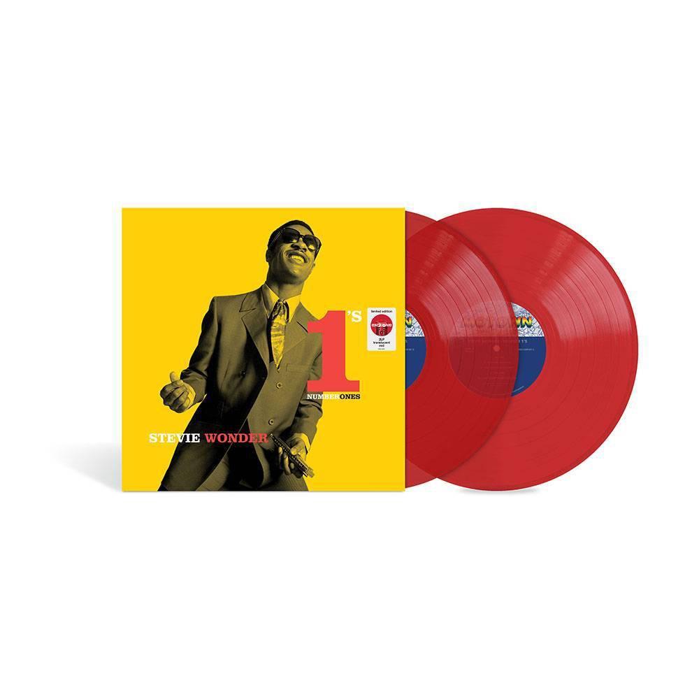 Stevie Wonder - Number 1s (Target Exclusive 2LP) (Vinyl) Top