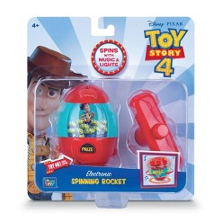 Toy Story 4 Electronic Spinner with Lights & Music
