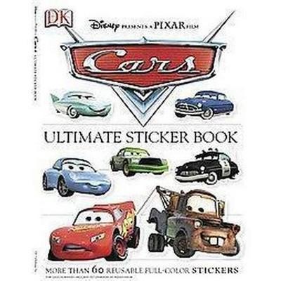 Cars ( Ultimate Sticker Books) (Paperback) by Dorling Kindersley, Inc.