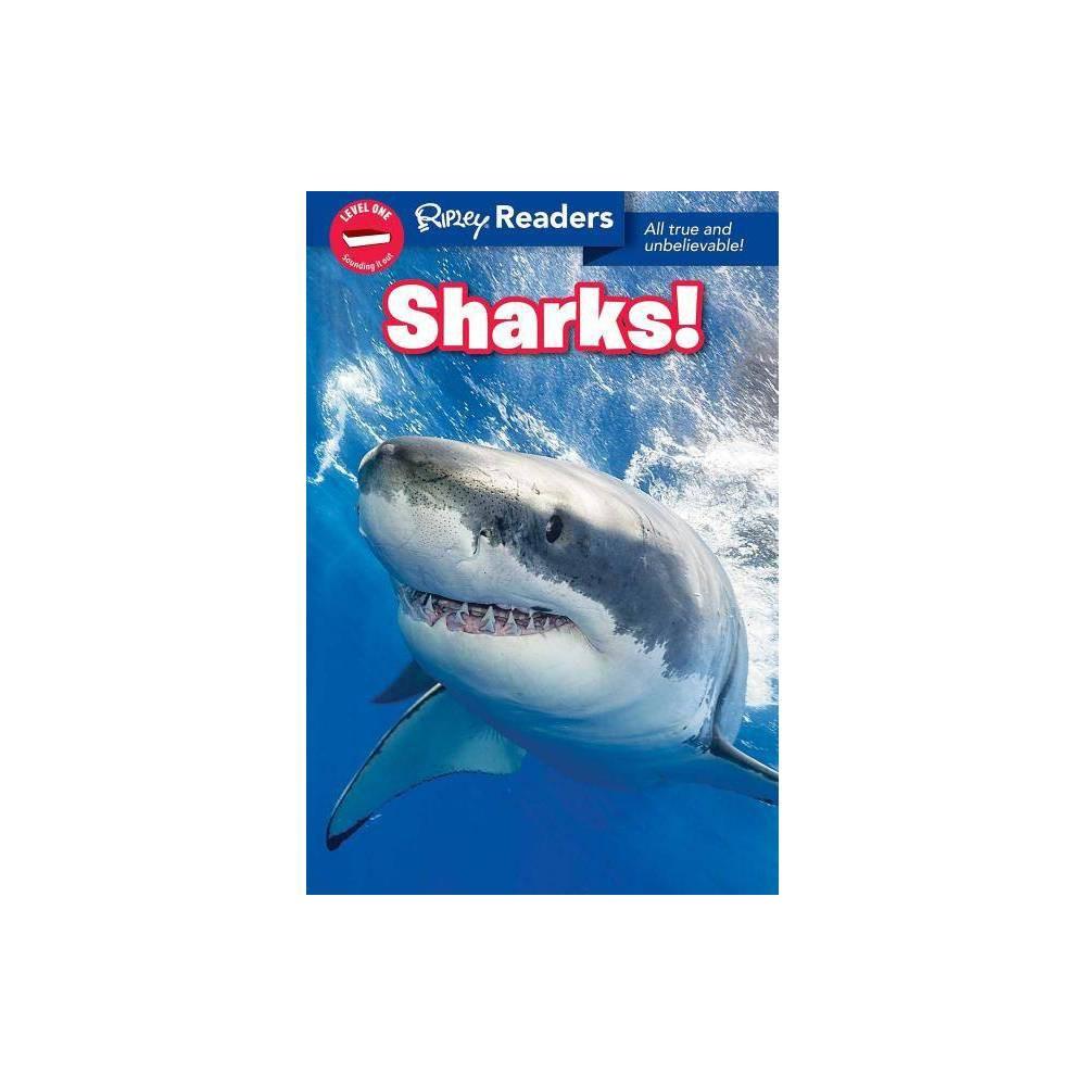 Ripley Readers Level1 Sharks - (Paperback)