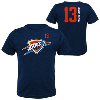 NBA Oklahoma City Thunder Boys' Paul George Performance T-Shirt