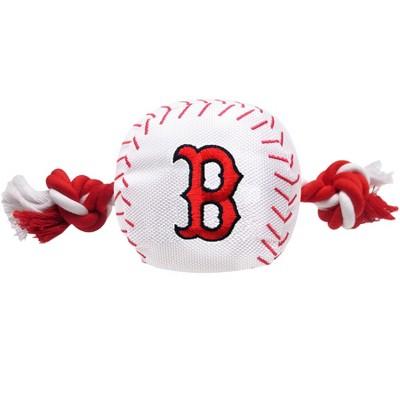 MLB Pets First Nylon Baseball Rope Dog Toy