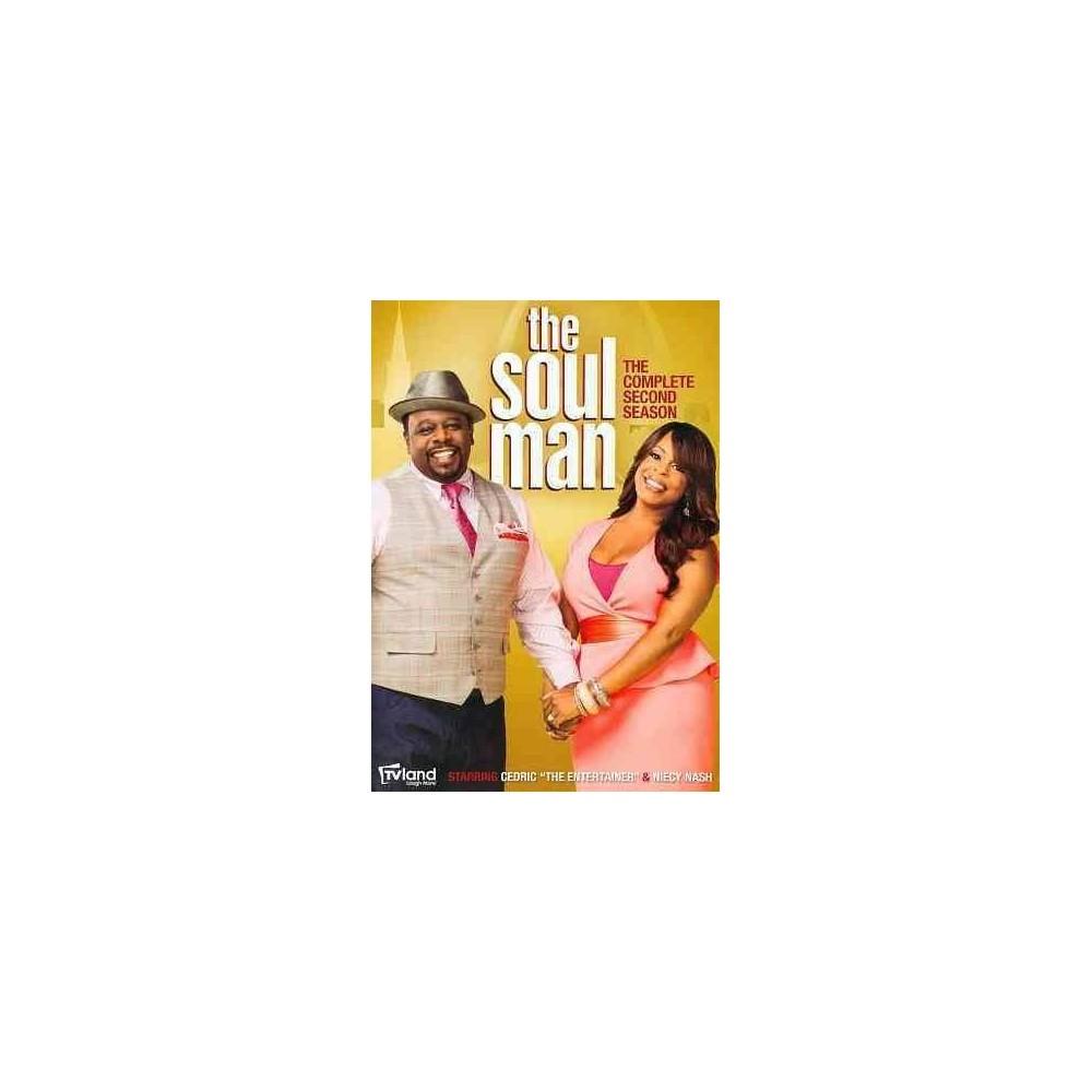 Soul Man:Season 2 (Dvd), Movies