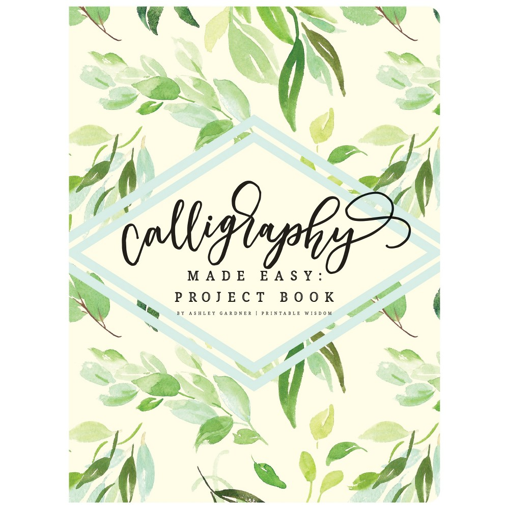 Image of Calligraphy Made Easy: Project Book - Piccadilly