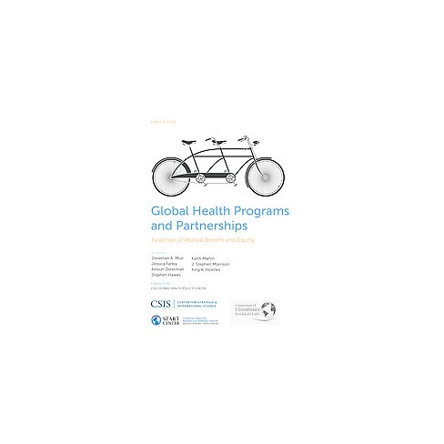 Target Benefit Hub >> Global Health Programs And Partnerships Evidence Of Mutual Benefit