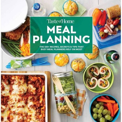 Taste of Home Meal Planning - (Hardcover) - image 1 of 1