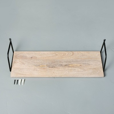 Wood & Metal Wall Shelf - Hearth & Hand™ with Magnolia
