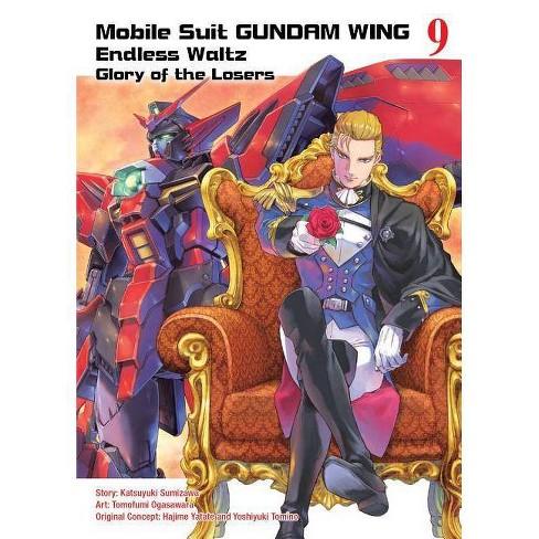 Mobile Suit Gundam Wing, 9 - by  Katsuyuki Sumizawa (Paperback) - image 1 of 1