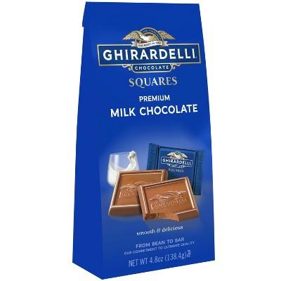Ghirardelli Premium Milk Chocolate Bag - 4.8oz