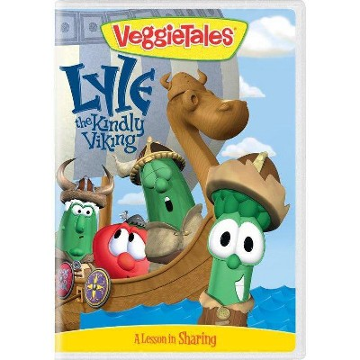 Veggie Tales: Lyle The Kindly Viking (DVD)(2019)
