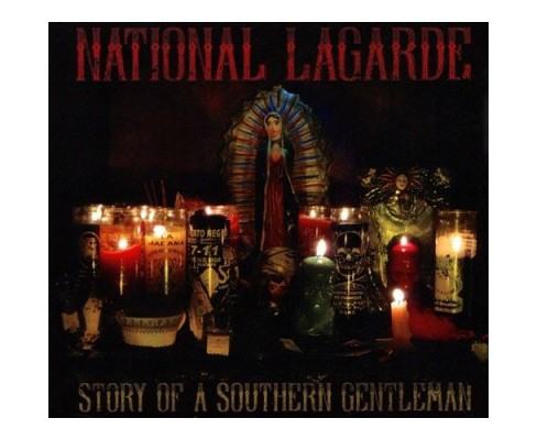 National Lagarde - Story Of A Southern Gentleman (CD) - image 1 of 1