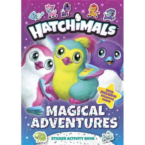 Hatchimals Magical Adventures Sticker 10/15/2017 - image 1 of 1