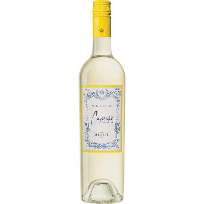 Cupcake Moscato White Wine - 750ml Bottle