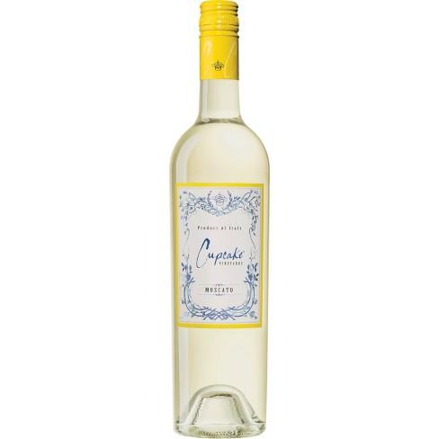 Cupcake Moscato White Wine - 750ml Bottle - image 1 of 1