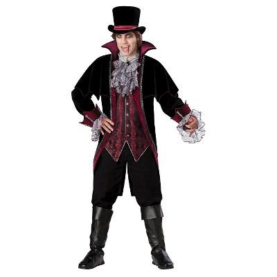 Adult Vampire Of Versailles Halloween Costume M