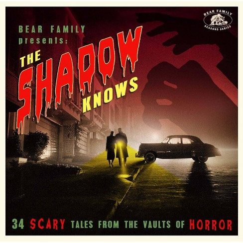 Various - Shadow Knows (CD) - image 1 of 1