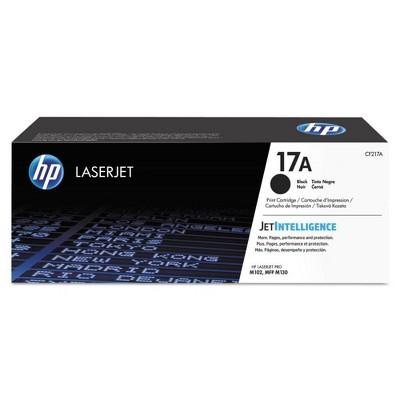 HP 17A LaserJet Toner Cartridge - Black (CF217A)