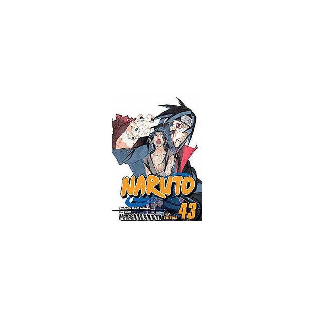 Naruto 43 : The Man With the Truth (Paperback) (Masashi Kishimoto)