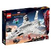 LEGO Super Heroes Marvel Spider-Man Stark Jet and the Drone Attack 76130 - image 4 of 4