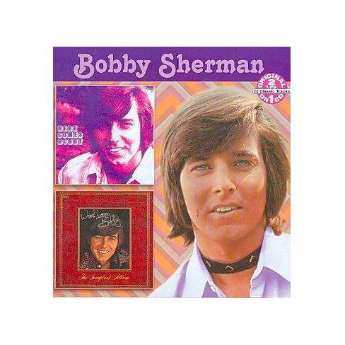 Bobby Sherman - Here Comes Bobby/With Love, Bobby (CD) - image 1 of 1